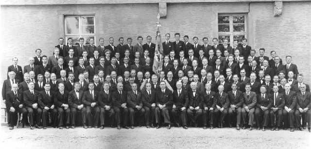 Der MGV bei seinem 100jährigen Jubiläum