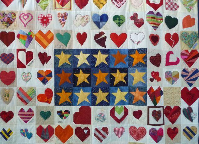 15 Herzen